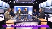 Ça Vous Regarde - Le débat : Jean-Marie Le Pen : qui peut le faire taire ?