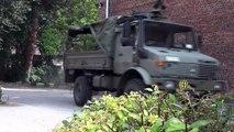 Nivelles   Exercices du 2ème bataillon des Commandos de Flawinne (jeudi 20/09/2012)
