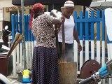 Cotonou city crew