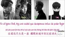 EXO - El Dorado (黃金国) Chinese Version [Español -PinYin-Chinese]