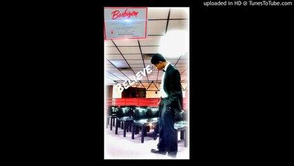 I Walk With Faith- Announcement (Graduation) Barbizon