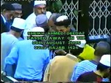 EMOTIONAL Janazah (Funeral) Of Sheikh Ahmed Deedat