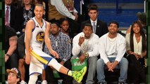 Golden State Warriors Stephen Curry Officially Named NBA MVP