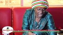 TV5 Monde - interview de ALPHA BLONDY à propos de son émission Littéraire sur Alpha Blondy FM
