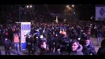 "Ukraine Kiev ""Maidan"" bloody Sunday on the street Hrushevskoho 19.01.2014"