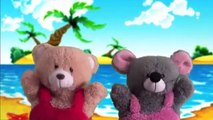 Numbers Song Puppets Show | The Numbers Song | Puppet Show For Children | Teddy Bear Carto