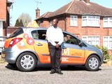 Driving Lessons - Reversing around a Corner - Learn to drive