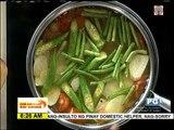 Recipe: Sinigang na Panga ng Tuna