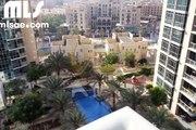 Furnished 1 Bedroom Apt in Burj Residences  7 Downtown Dubai - mlsae.com