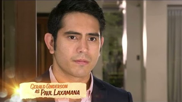 Nathaniel: Gerald Anderson is Paul