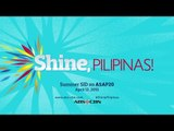 """ABS-CBN Summer Station ID 2015 """"Shine, Pilipinas!"""" 
