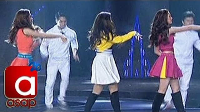 Infectious Dance Moves with Shaina, Maja and Kim