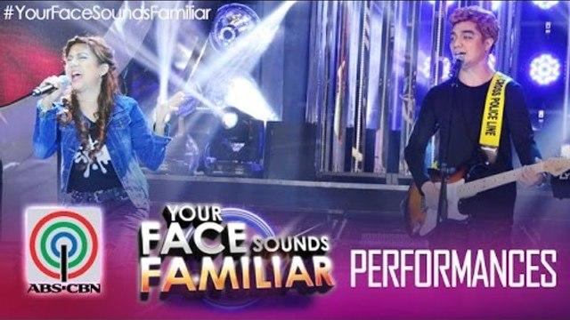 "Your Face Sounds Familiar Duet: Nyoy Volante & Jolina Magdangal as Aegis - ""Sinta"""