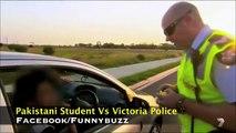 Australian Police Talks With Pakistani Boy Check The English Funny Videos