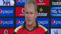 IPL 8: Sunrisers Hyderabad coach lashes out at bowlers after loss vs KKR