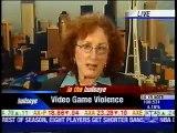 Paul Levinson talks to Dylan Ratigan about violent videogames