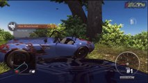 Test Drive Unlimited 2 - All 10 Wreck Cars Location on Hawaii 4