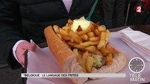 Sans frontières - Belgique : le pays de la mitraillette sauce andalouse