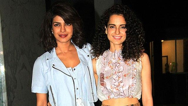 Kangana Celebrates National Award Win | Priyanka Chopra | Aamir Khan | Varun Dhawan