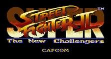 Super Street Fighter II SNES Music - Cammy Stage - video