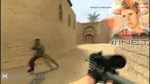 Epic Ways to Fail at Counter-Strike: Source (CSS Gameplay)
