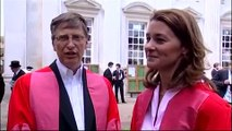 Bill and Melinda Gates Meet Gates Scholars in Cambridge