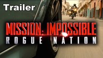 "MISSION: IMPOSSIBLE Rogue Nation - TV Spot ""Fate"" [Full HD] (Tom Cruise, Simon Pegg, Jeremy Renner)"