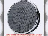 ALTEC LANSING IM207 orbit-mp3 portable speaker