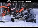 EXPLORER Snow Bike Conversion Kit Product Review