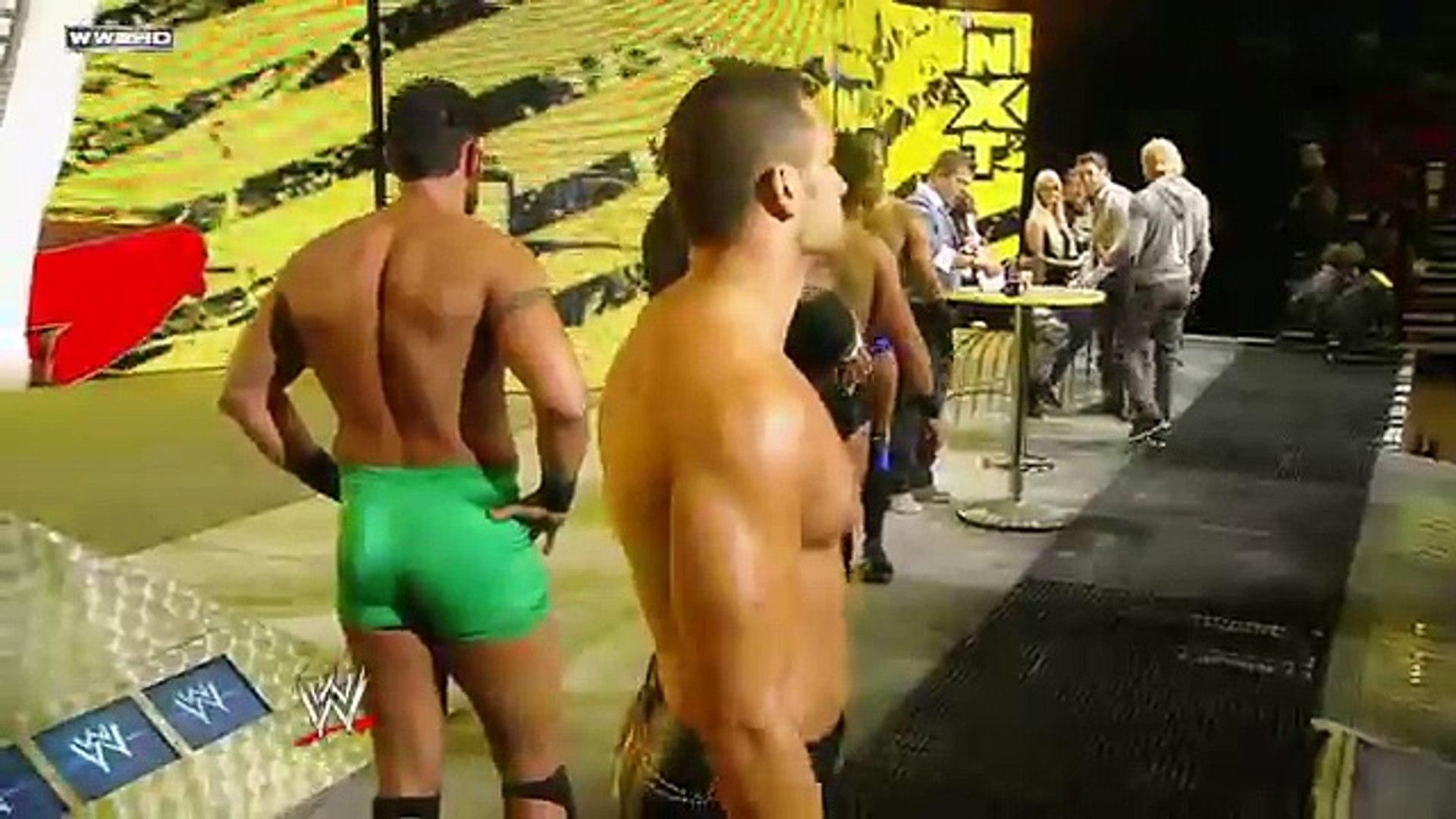 WWE NXT  NXT Rookie Challenge  Superstar Password ( funny )