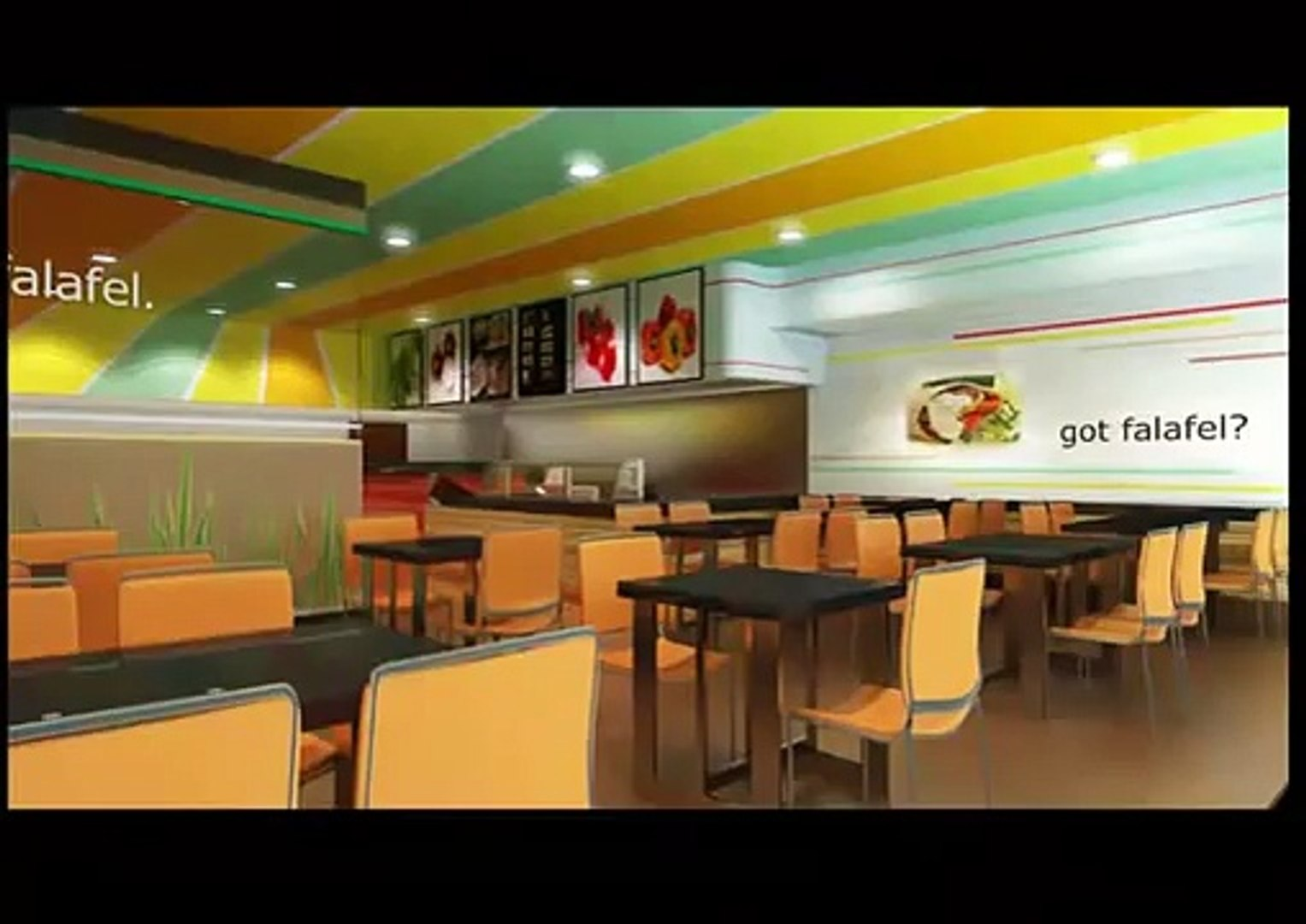Fast Food Restaurant Interior Design Ideas Projects A To Z Video Dailymotion