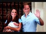 HRH Prince George Alexander Louis of Cambridge - 23. 07. 2013