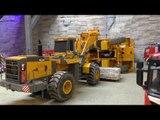 RC CONSTRUCTION SITE, HORRIBLE RC ACCIDENT, BIG ACCIDENT