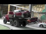 RC CRASH, RC CRASH TEST, RC ACCIDENT, RC UNFALL LANDROVER DISCOVERY,RC DISASTER