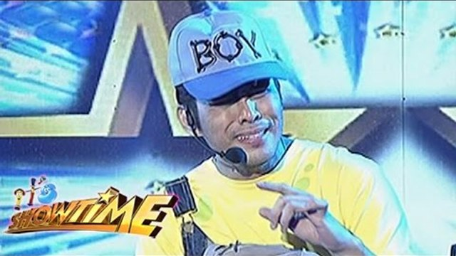 It's Showtime Kalokalike Face 3: Gerald Anderson (Semi-Finals)