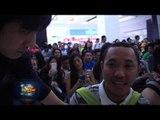 Robi Domingo pinagkaguluhan sa #PBB737Auditions sa Cebu