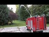 RC FIRE ENGINE TLF 8000,RC FIRE CAR, RC FIRE, HOUSE IS ON FIRE, RC FIREENGINE CHRASH