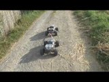 RC CRAHS, RC ADVENTURE IN GERMANY,R/C TRAXXAS E-MAXX OFFROAD, TRAXXAS STAMPEDE
