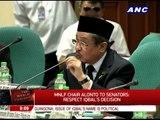Senators want Iqbal's real name
