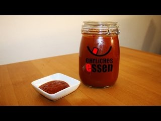 REZEPT: BBQ SAUCE / WESTERN SAUCE EINFACH zu Hause selber machen