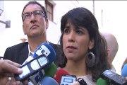 Rodríguez no es partidaria de unas nuevas elecciones