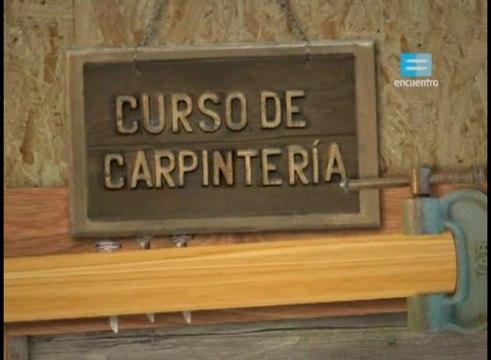 Canal Encuentro - Oficios Curso de carpinteria (Construccion de una silla 1ra parte)
