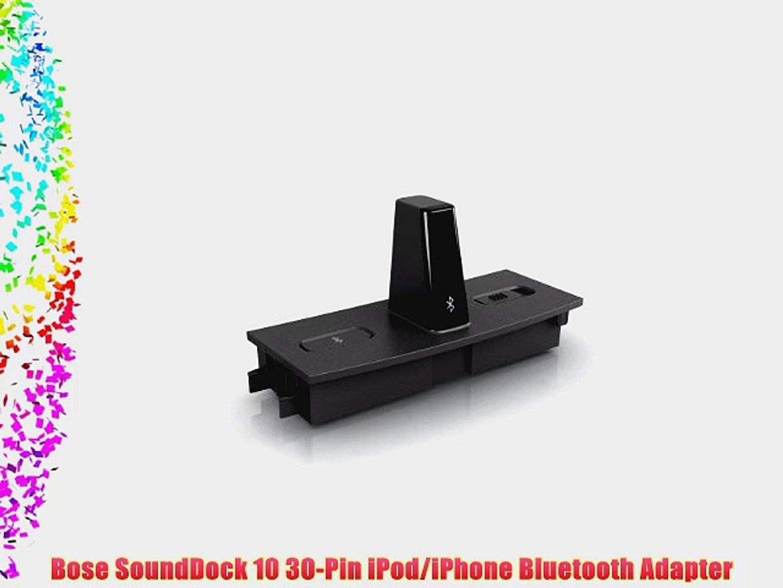 Bose SoundDock 10 30-Pin iPod/iPhone Bluetooth Adapter