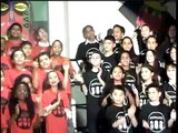 """PS22 Chorus """"OH HAPPY DAY"""" feat. JUSTIN (2006)"""