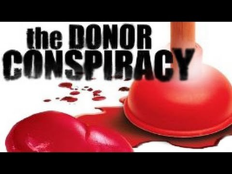 Full Comedy Movie - The Donor Conspiracy