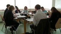 """""""Lycéens franciliens, notre COP 21"""" au lycée François Villon, Les Mureaux"""