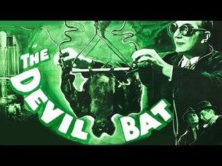 The Devil Bat - Full Horror movie