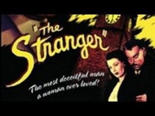 The Stranger (Full Movie - Classic Film Noir - 1946)