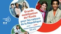 """Assises de Côte-d'Or, introduction de l'IA-IPR EVS, référent académique des """"assises départementales Lionel JEANNERET"""