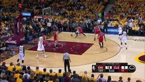 Kyrie Irving Reverse Layup _ Bulls vs Cavaliers _ Game 1 _ May 4, 2015 _ NBA Playoffs